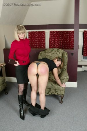 Real Spankings - Cindy's Spanking Session - image 17