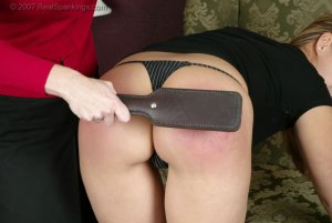 Real Spankings - Cindy's Spanking Session - image 16