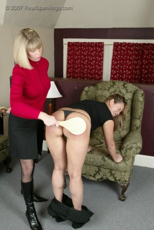 Real Spankings - Cindy's Spanking Session - image 7