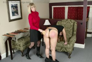 Real Spankings - Cindy's Spanking Session - image 12
