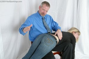 Real Spankings - Confessions: Elizabeth Burns - image 3