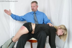 Real Spankings - Confessions: Elizabeth Burns - image 1