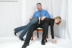 Real Spankings - Confessions: Elizabeth Burns - image 5