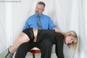 Real Spankings - Confessions: Elizabeth Burns - image 4