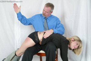 Real Spankings - Confessions: Elizabeth Burns - image 9