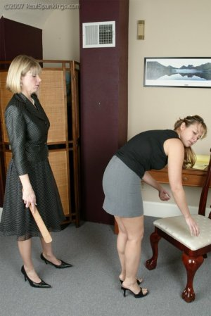 Real Spankings - Cindy's Office Review - image 2