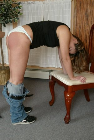 Real Spankings - Cindy's Disobedience - image 8