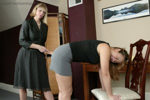 Real Spankings - Cindy's Office Review - image 11
