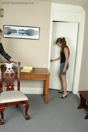 Real Spankings - Cindy's Office Review - image 1