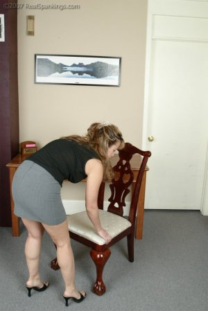 Real Spankings - Cindy's Office Review - image 13