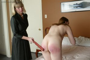 Real Spankings - Monica's Private Session With Ms. Burns - Part 2 - image 10