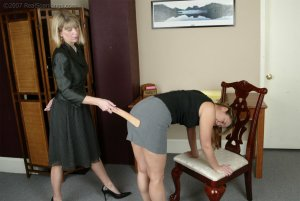 Real Spankings - Cindy's Office Review - image 18