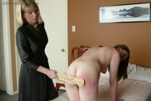 Real Spankings - Monica's Private Session With Ms. Burns - Part 2 - image 16