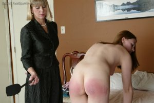 Real Spankings - Monica's Private Session With Ms. Burns - Part 1 - image 9