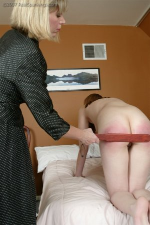 Real Spankings - Monica's Private Session With Ms. Burns - Part 2 - image 8