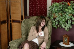 Real Spankings - Jackie Gets The Cane - image 12