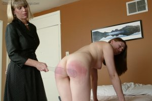 Real Spankings - Monica's Private Session With Ms. Burns - Part 2 - image 11