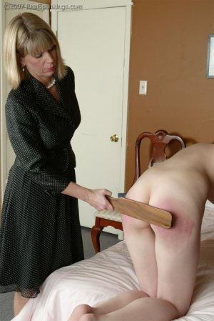 Real Spankings - Monica's Private Session With Ms. Burns - Part 2 - image 14