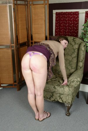 Real Spankings - Jackie Gets The Cane - image 8