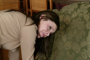 Real Spankings - Jackie Gets The Cane - image 11