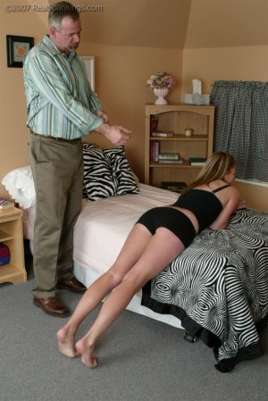 Real Spankings - Riley's Belting From Mr. Daniels - image 2