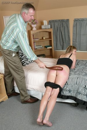 Real Spankings - Riley's Belting From Mr. Daniels - image 5