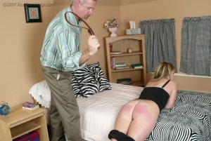 Real Spankings - Riley's Belting From Mr. Daniels - image 8