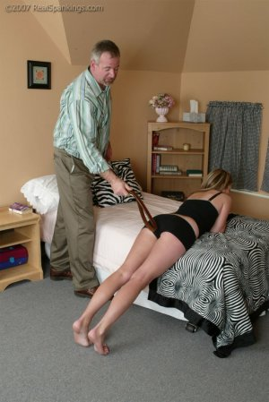 Real Spankings - Riley's Belting From Mr. Daniels - image 14