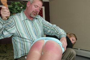 Real Spankings - Riley Strapped By Mr. Daniels - image 6