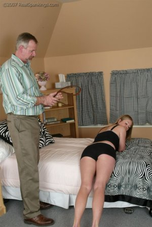 Real Spankings - Riley's Belting From Mr. Daniels - image 6