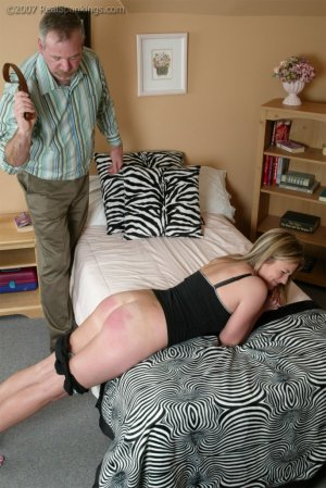 Real Spankings - Riley's Belting From Mr. Daniels - image 15