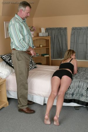 Real Spankings - Riley's Belting From Mr. Daniels - image 13