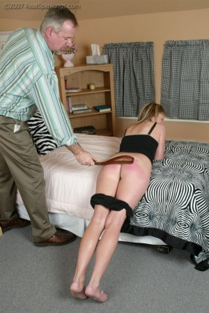Real Spankings - Riley's Belting From Mr. Daniels - image 7