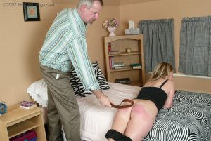 Real Spankings - Riley's Belting From Mr. Daniels - image 17