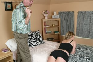 Real Spankings - Riley's Belting From Mr. Daniels - image 18