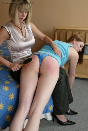 Real Spankings - Real Discipline: Monica - Part 1 - image 2