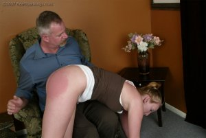 Real Spankings - Brooke Embarasses Mr. Daniels At The Movies - image 5