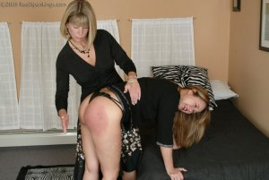 Real Spankings - Cindy's Morning Spanking - Part 1 - image 2