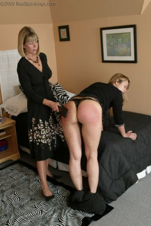 Real Spankings - Cindy's Morning Spanking - Part 1 - image 11