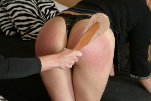 Real Spankings - Cindy's Morning Spanking - Part 1 - image 9