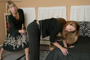 Real Spankings - Cindy's Morning Spanking - Part 1 - image 14