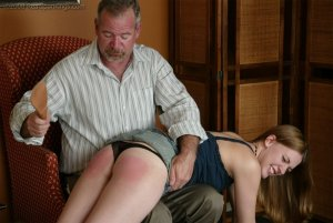 Real Spankings - A Bad Shopping Trip - Part 2 - image 5