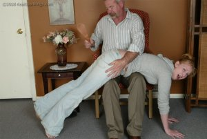 Real Spankings - A Bad Shopping Trip - Part 1 - image 1
