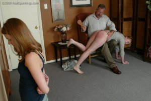Real Spankings - A Bad Shopping Trip - Part 1 - image 4