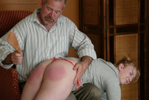 Real Spankings - A Bad Shopping Trip - Part 1 - image 13