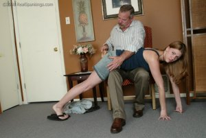 Real Spankings - A Bad Shopping Trip - Part 2 - image 4
