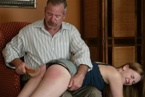 Real Spankings - A Bad Shopping Trip - Part 2 - image 1