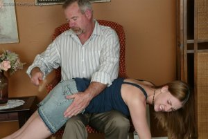 Real Spankings - A Bad Shopping Trip - Part 2 - image 7