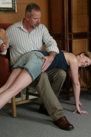 Real Spankings - A Bad Shopping Trip - Part 2 - image 3