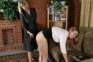 Real Spankings - Cindy's Forgotten Parking Tickets - image 3